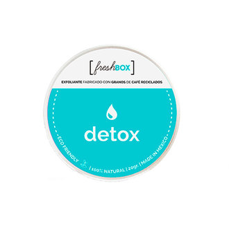 Freshbox - Detox Coffee Scrub Mini