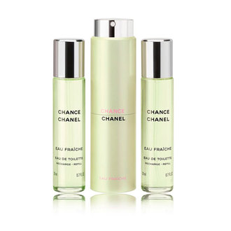Chanel - CHANCE EAU FRAÎCHE Eau de toilette twist and spray