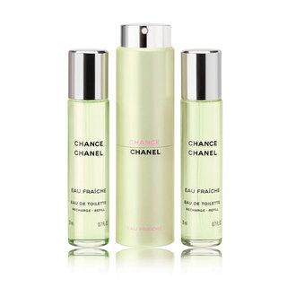 Chanel - CHANCE EAU FRAÎCHE Eau de toilette twist and spray