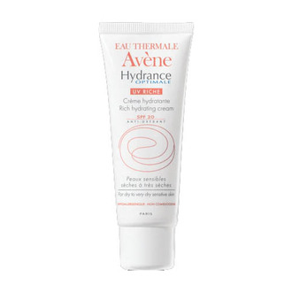 Eau Thermale Avène - Hydrance Optimale UV Enriquecida