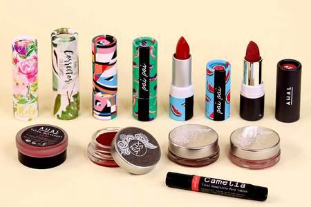 5 Marcas mexicanas de maquillaje consciente que debes conocer.