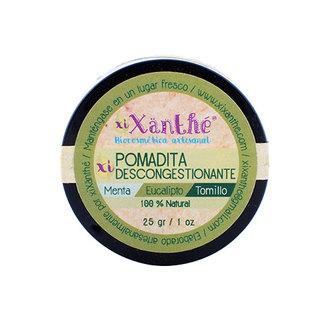 XiXänthé - Pomadita Menta, Alcanfor Y Tomillo