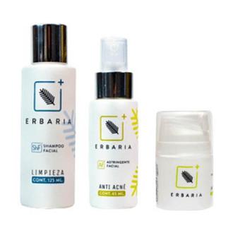 Erbaria - Kit Antiacne Básico