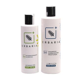 Erbaria - Kit Cabello Hidratación Profunda ERBARIA