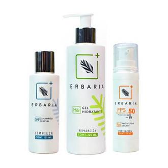 Erbaria - Kit Hidratación Básico