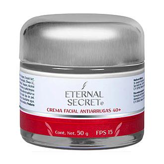 Eternal Secret - Crema Antiarrugas 40+