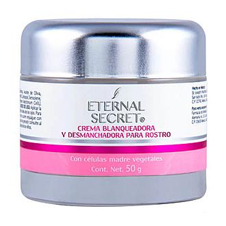 Eternal Secret - Crema Blanqueadora Y Desmanchadora Con Células Madre