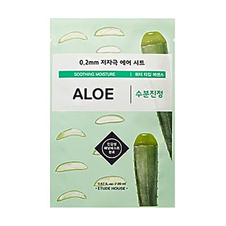 Etude House - Therapy Air Mask 10pcs (Aloe)