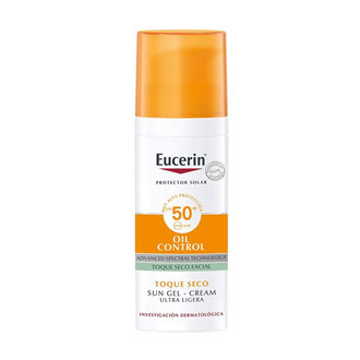 Eucerin - Sun Gel-Cream Oil Control Toque Seco Facial FPS 50+