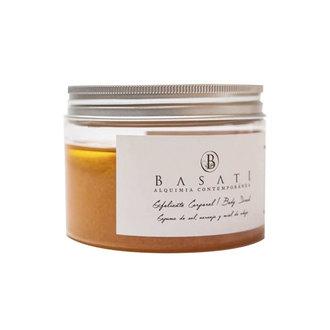 Basati - Exfoliante Corporal de Naranja con Miel