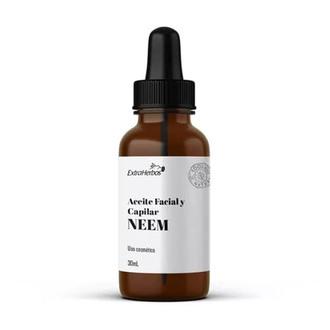 Extraherbos - Aceite Facial Y Capilar 100 % Puro De Neem