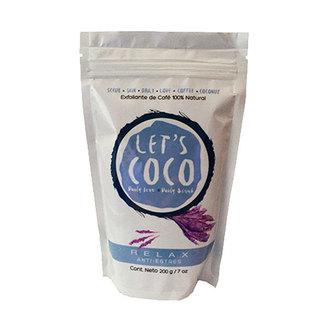 Let's Coco - Exfoliante Artesanal de Café - Relax