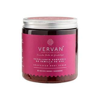 Vervan - Exfoliante Corporal de Semilla de Uva 8 oz