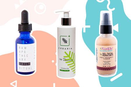 Geles y aceites faciales: ¿Qué es mejor para consentir mi piel?