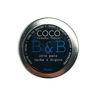 """Coco Cosmética Natural - Cera para Barba y Bigote """"B&B"""""""