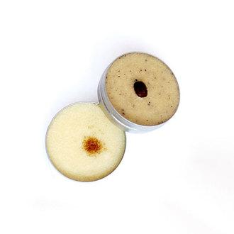La Chula - Lip Scrub Menta Exfoliante para Labios