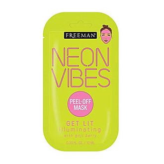 Freeman Beauty - Mascarilla Neon Vibes Get Lit Iluminadora 10 ml