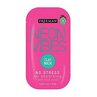 Freeman Beauty - Mascarilla Neon Vibes No Stress Oil 10 ml