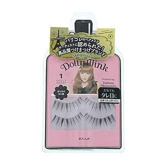 From Soko to Tokyo - Dolly Wink False Eyelashes #1 Dolly Sweet