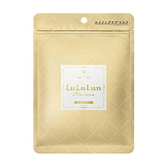 From Soko to Tokyo - Lululun Face Mask Precious White 7pcs
