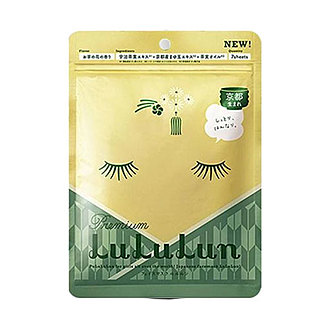 From Soko to Tokyo - Lululun Kyoto Premium Mask (Tea Flower) 7 Pcs