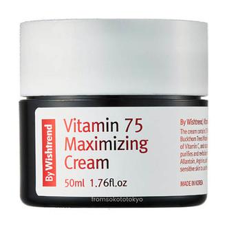 From Soko to Tokyo - By Wishtrend Vitamin 75 Maximizing Cream