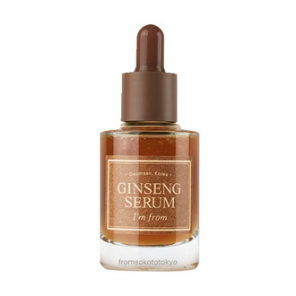 From Soko to Tokyo - I'm From Ginseng Serum 30ml