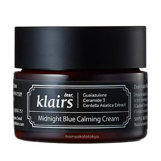 From Soko to Tokyo - Klairs Midnight Blue Calming Cream 60ml