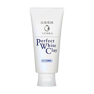 From Soko to Tokyo - Shiseido Senka Perfect Whip White Clay