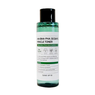 From Soko to Tokyo - Some By Mi AHA.BHA.PHA 30 Days Miracle Toner