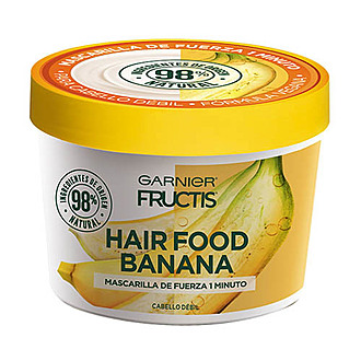 Garnier - Hair Food Plátano | Fructis