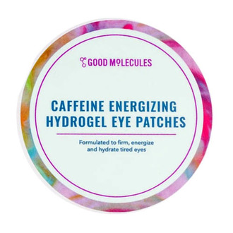 Good Molecules - Contorno ojos Caffeine Energizing Hydrogel Eye Patches