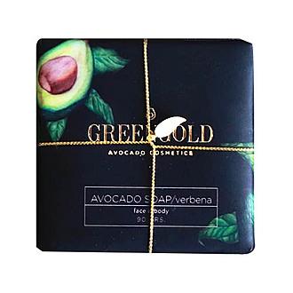 Greengold - Jabón en Barra Con Verbena