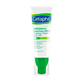 Cetaphil - Hidratante Facial Diario FPS 50