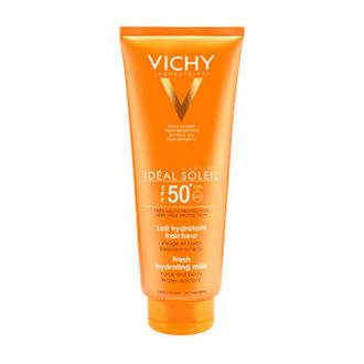 Vichy - IDÉAL SOLEIL, Protector Solar Hidratante FPS 50+