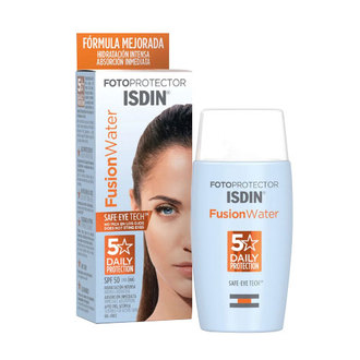 Isdin - Fotoprotector 50 Fusion Water 50 ML