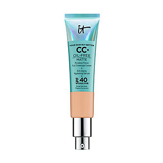 It Cosmetics - Your Skin But Better CC+ Oil Free with SPF 40+