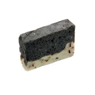 Perla Negra - Jabón de Arcilla Volcánica y Romero