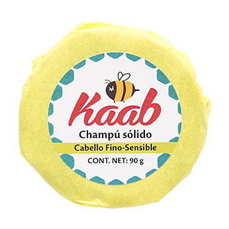 Kaab - Champú Sólido Cabello Fino-Sensible