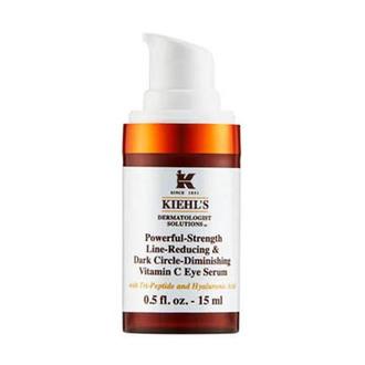 Kiehl's - Powerful-Strength Line-Reducing & Dark Circle-Diminishing Vitamin C Eye Serum