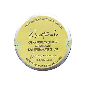 Kinatural - Crema Facial y Corporal Antioxidante