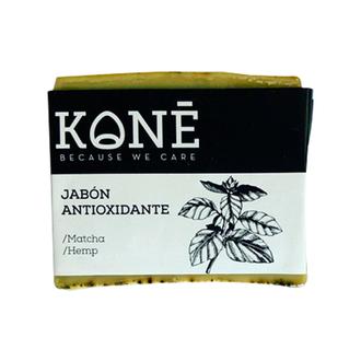 Konē - Jabón Antioxidante Matcha