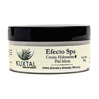Kuxtal - Crema Hidratante de Día Piel Mixta 60 gr.