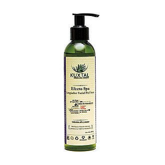 Kuxtal - Efecto SPA Limpiador Facial Piel Seca