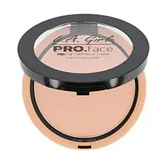 L.A. Girl - Pro. Face Matte Pressed Powder Warm Honey