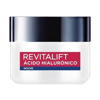 L'Oréal Paris - Ácido Hialurónico Crema de Noche Anti-Arrugas