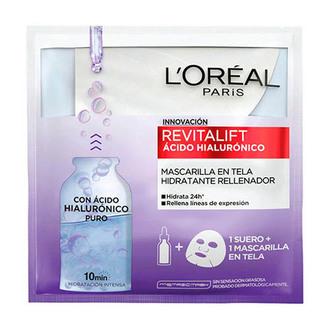 L'Oréal Paris - Ácido Hialurónico Mascarilla