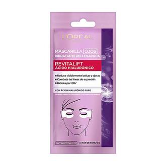 L'Oréal Paris - Ácido Hialurónico Mascarilla de Ojos