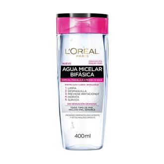 L'Oréal Paris - Agua Micelar Bifásica