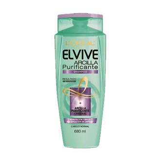L'Oréal Paris - Arcilla Purificante Shampoo